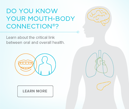Rancho Penasquitos Dentistry - Mouth-Body Connection